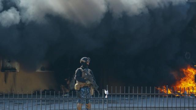 Nach US-Luftangriff auf schiitische Miliz im Irak