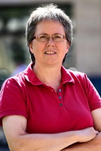 Brigitte Wolf, 2018
