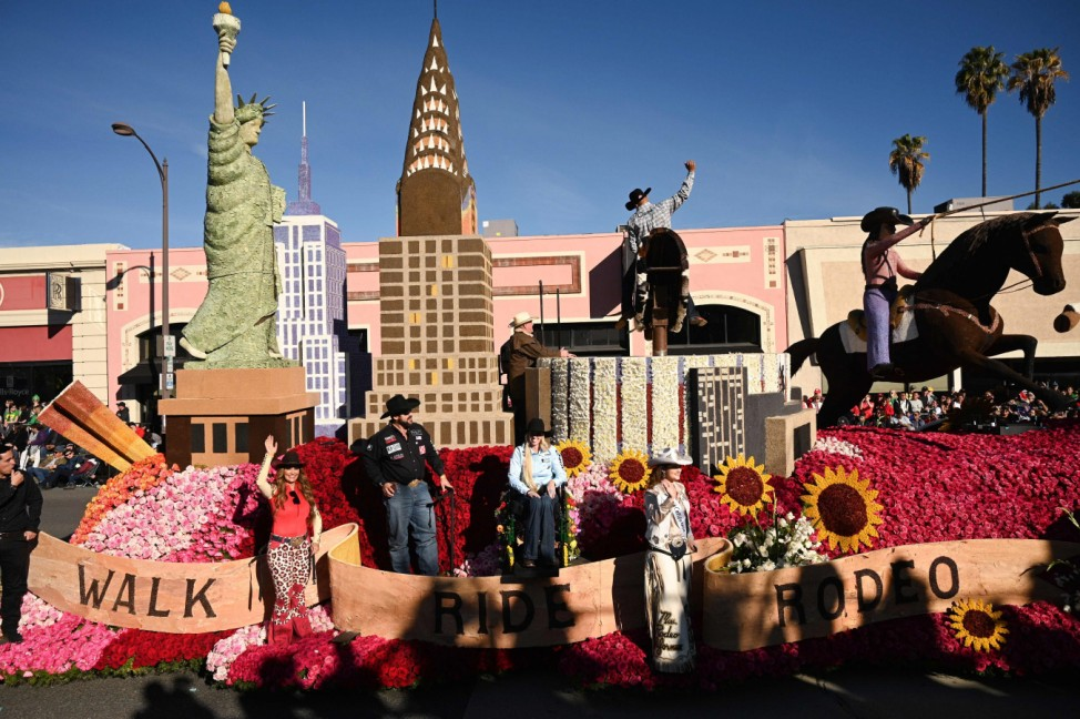 131st Rose Parade