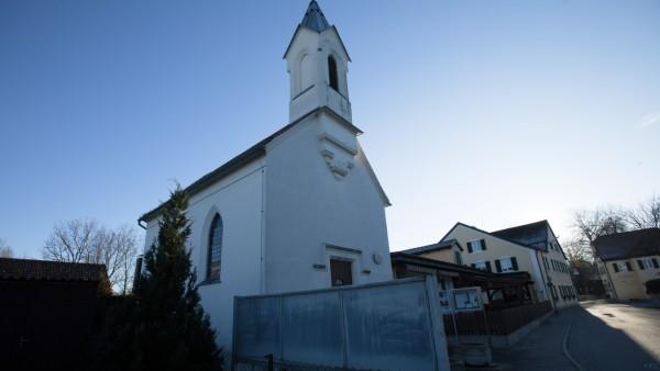 """Kapelle St. Peter und Paul in Lustheim âÄ"""" Oberschleißheim"""