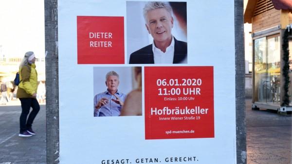 Kommunalwahl in München 2020