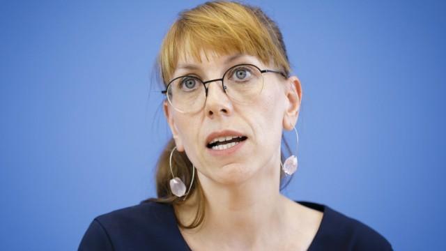 Katja Meier, Buendnis 90/Die Gruenen Brandenburg. Berlin, 02.09.2019. Berlin Deutschland *** Katja Meier, Alliance 90 T