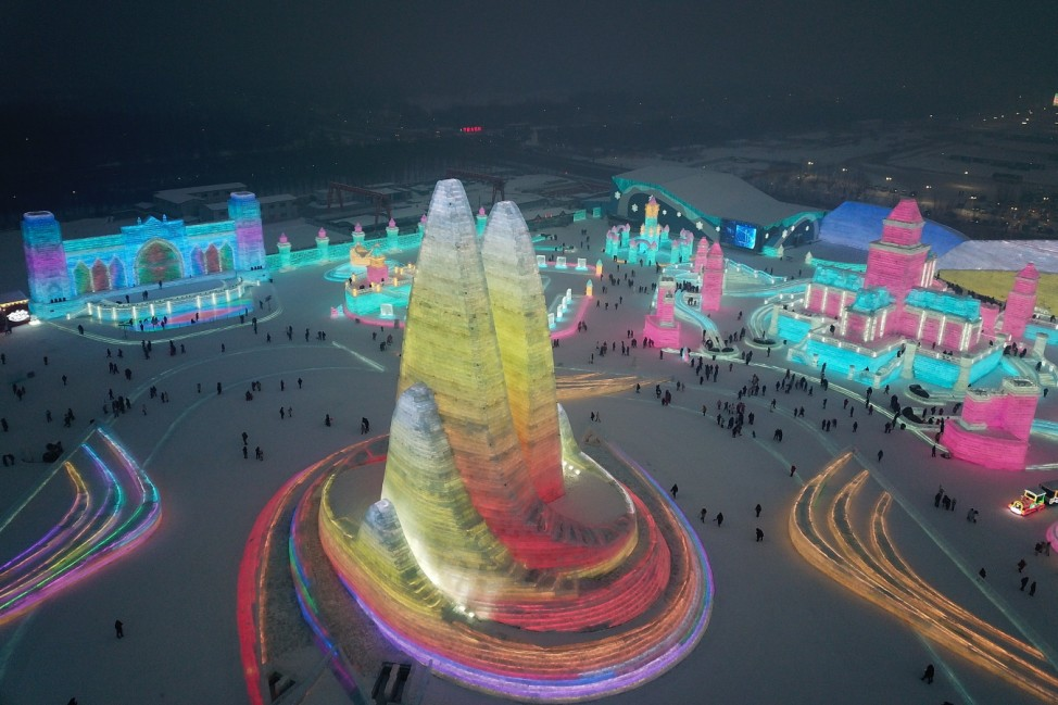 2020 Harbin International Ice & Snow Festival - Previews 2