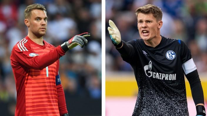 Neuer bekommt Konkurrenz:FC Bayern bestätigt Nübel-Verpflichtung
