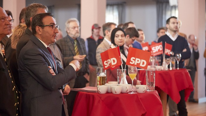 SPD - Neujahrsempfang