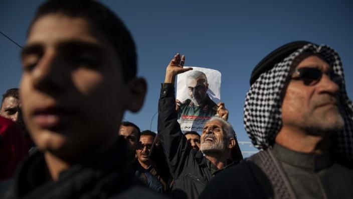 Iran mourns General Qassem Soleimani