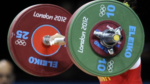 Gewichtheben Symbolbild Doping
