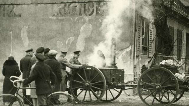 Essensausgabe, 1932