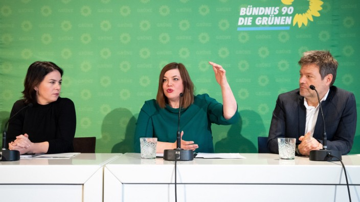 Klausur des Grünen-Bundesvorstands