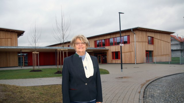 Bürgermeisterin Anna Neppel geht in den Ruhestand