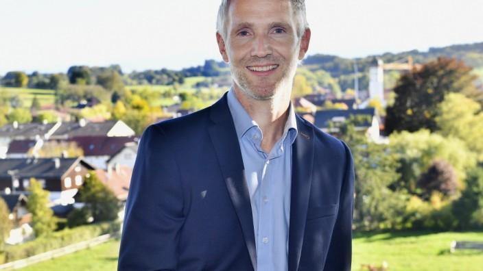Andechs Erling,  BGM Kandidat Stefan Diebl