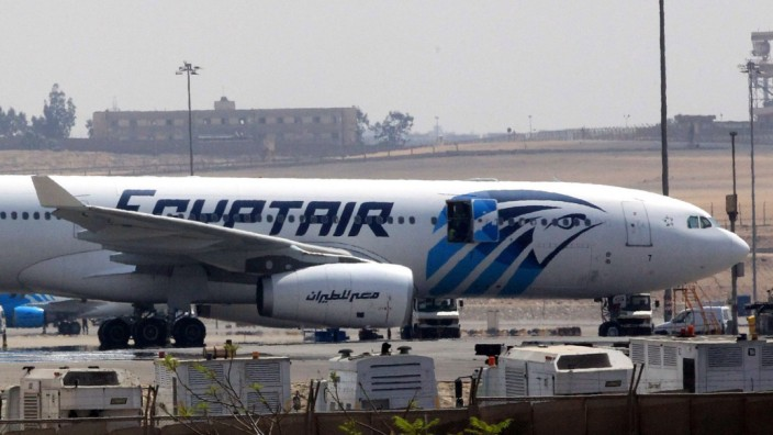 EgyptAir Flight MS804 disappears from radar while en route from P