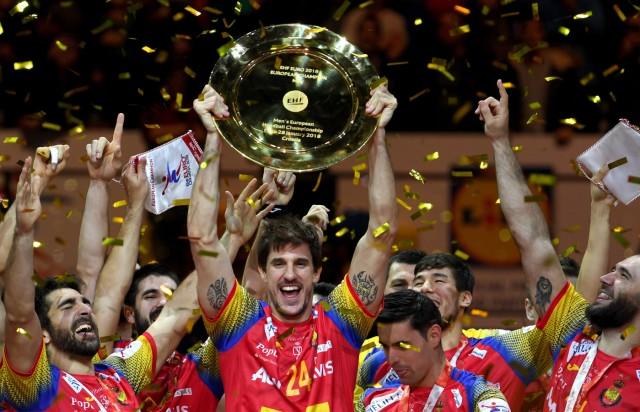 Handball-EM Finale 2018