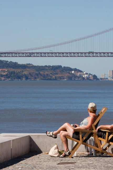 City Workers As Portugal Goes Back To School To Draft Budget Cuts