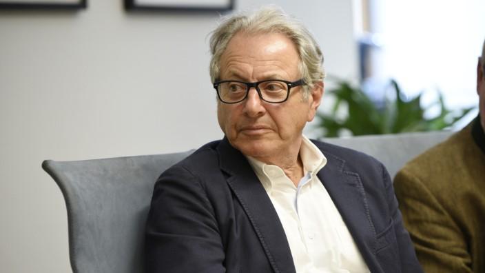 Marian Offman verkündet Wechsel von der CSU zur SPD in München, 2019