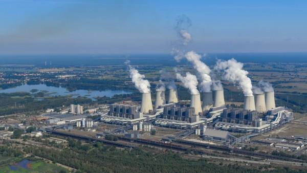 Braunkohlekraftwerk Jänschwalde