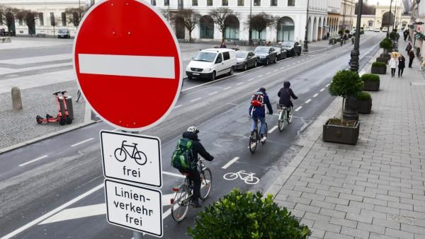 München will weniger Autos in der Innenstadt