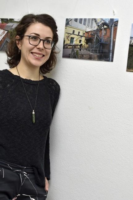 Fürstenfeldbruck: Sara Krippgans.