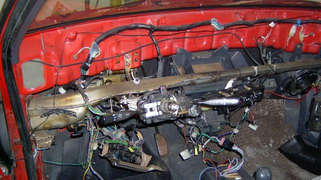 Joachim Rau baut Daihatsu zu Elektroauto um