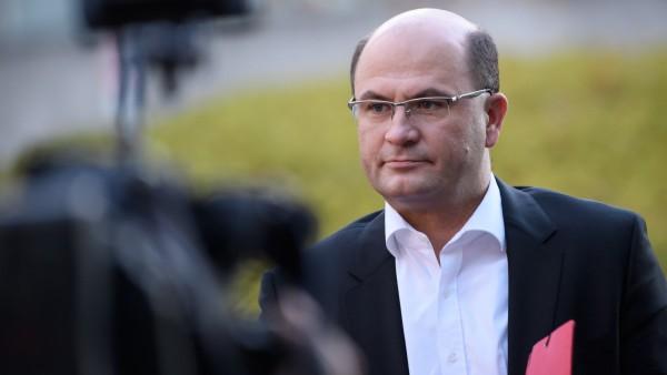 Finanzminister Albert Füracker (CSU)