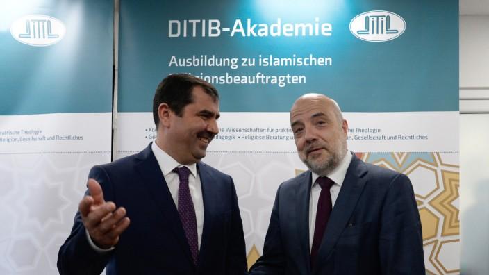 Ausbildungszentrum des Islam-Verbands Ditib