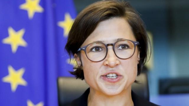 Hannah Neumann, EU-Abgeordnete und Konfliktforscherin