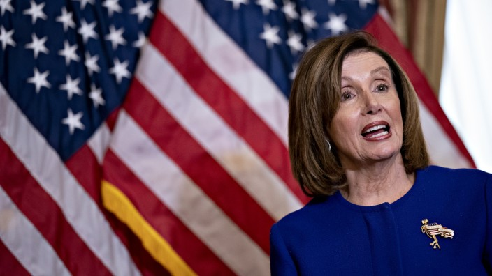 House Speaker Pelosi Holds News Conference On 'Securing American Nonprofit Organizations Against Terrorism Act'