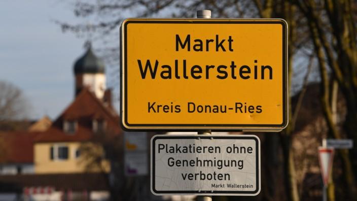 In Wallerstein im Landkreis Donau-Ries lehnten Teile der CSU einen Muslim als Bürgermeisterkandidaten ab