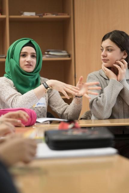 Berliner Programm für Flüchtlinge