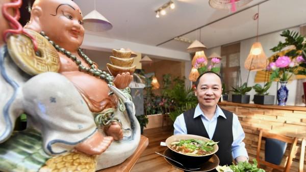 Herrsching, Vietnamesisches Restaurant iPho