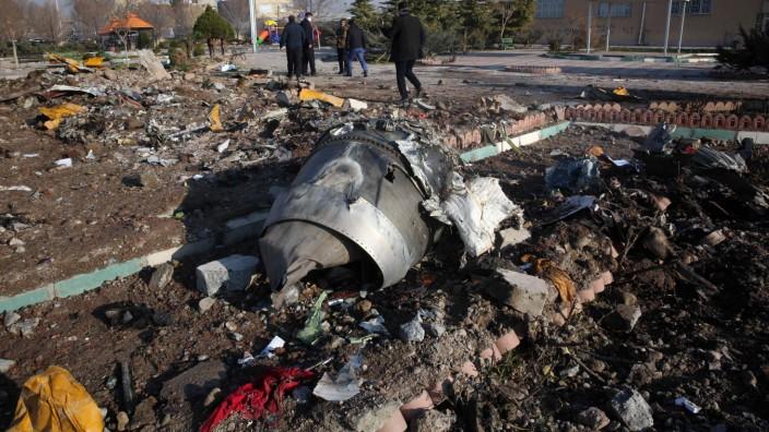 """Krise in Nahost: """"Es könnte ein Versehen gewesen sein"""", sagt der kanadische Premier Justin Trudeau über die möglicherweise abschossene Boeing."""