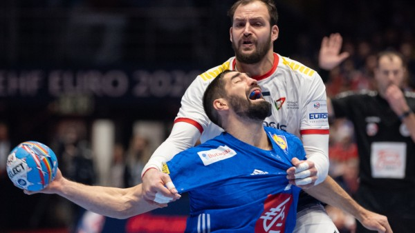 Handball EM: Frankreich - Portugal