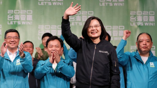 Presidential elections in Taiwan