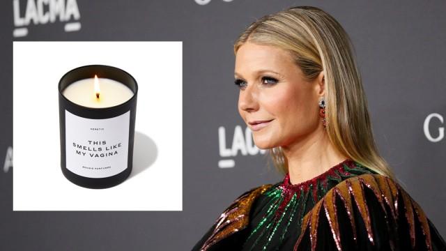 jetzt gwyneth paltrow vagina kerze