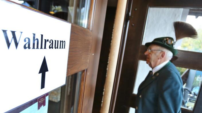 Bayerns Kommunen suchen Wahlhelfer