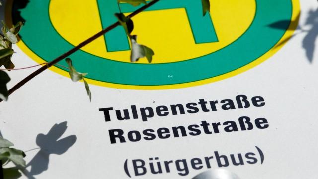 Gauting: Bürgerbus