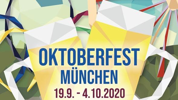 Entwurf Oktoberfest-Plakat