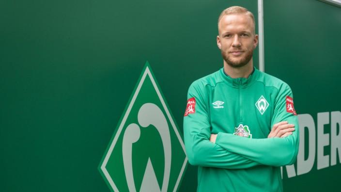 Werder Bremen - Vorstellung Vogt