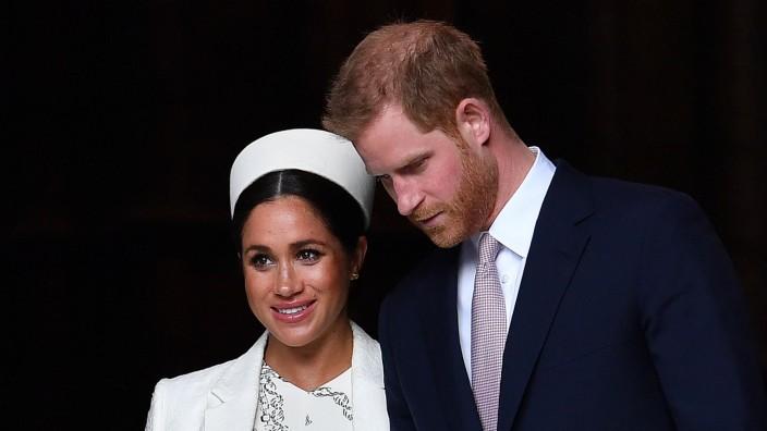 Meghan Harry Sussex Royal