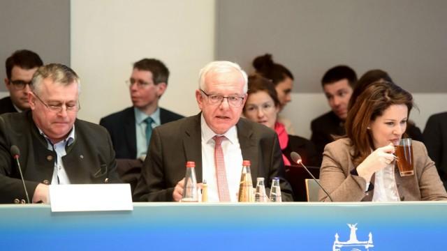 Auftakt Klausurtagung der CSU-Landtagsfraktion