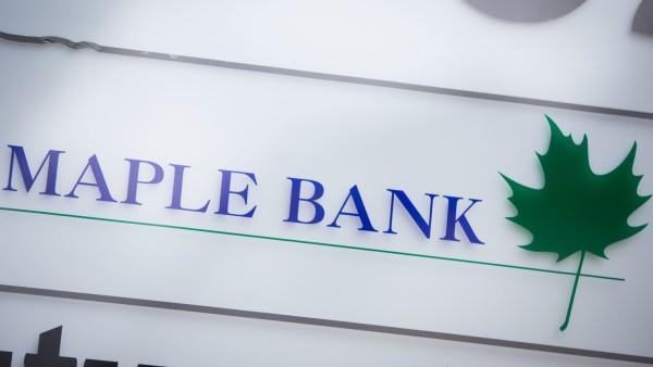 Bafin schließt deutsche Maple Bank
