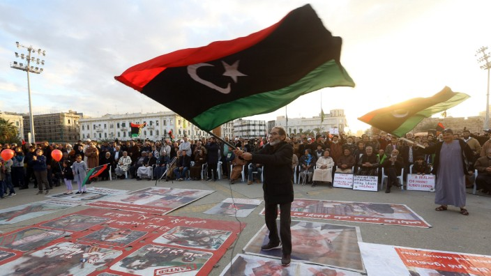 Libyen-Konflikt