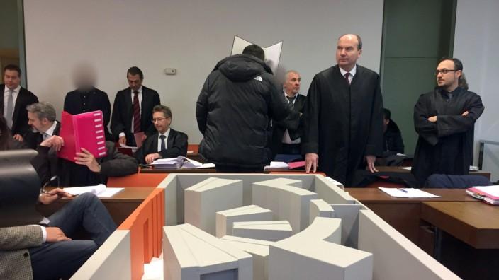 4,6 Millionen aus Schließfächern gestohlen - Prozess beginnt vor dem Landgericht München I.