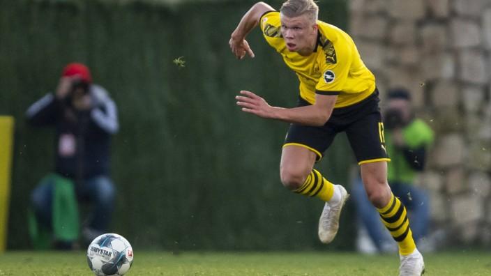 Sport Themen der Woche KW02 Fußball: Testspiele, BVB Winter-Trainingslager 2020, Borussia Dortmund - FSV Mainz 05 am 11.; imago46054183h
