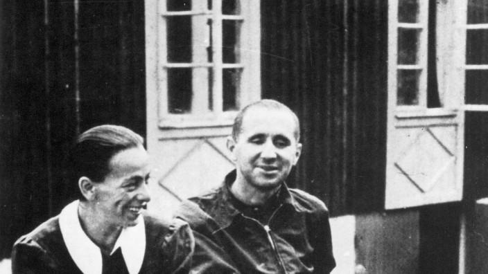 Bertolt Brecht und Helene Weigel, 1940