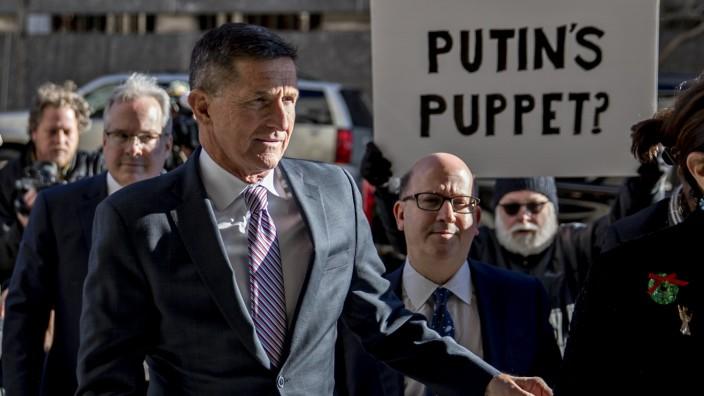 Sentencing Of Former National Security Adviser Michael Flynn
