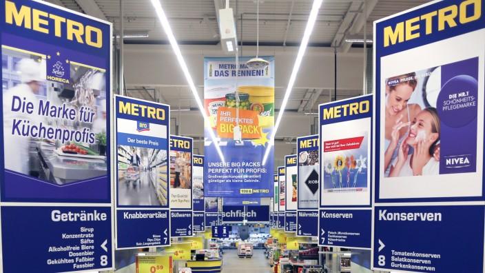 Metro Cash & Carry Markt