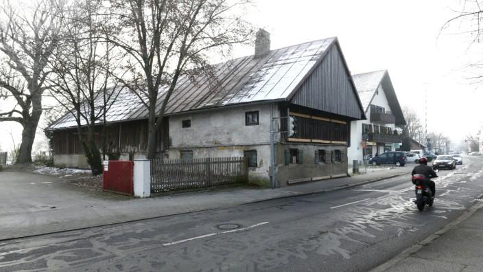 Derzbachhof in München, 2019