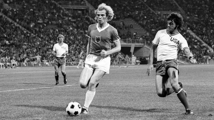 Uli Hoeneß 1972 Olympia dfb Deutschland
