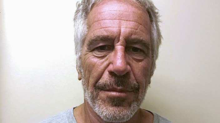 FILE PHOTO: FILE PHOTO: Jeffrey Epstein appears in a photo taken for the NY Division of Criminal Justice Services' sex offender registry